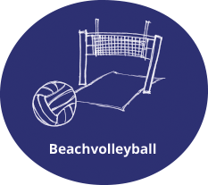 Beachvolleyball-Events